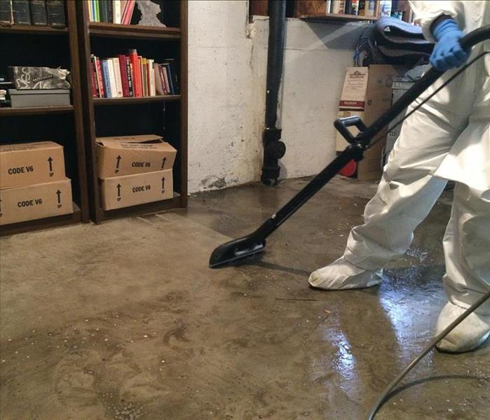 Water Damage in San Bruno, CA