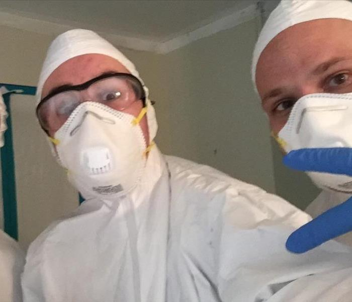 Mold Remediation in San Francisco, CA