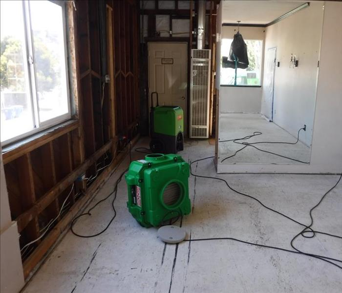 Commercial Water Damage in Brisbane, CA